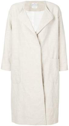 Forte Forte oversized double-breasted coat