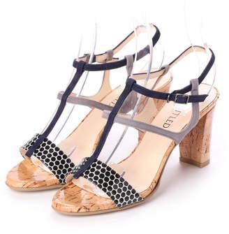 UNTITLED (アンタイトル) - アンタイトル シューズ UNTITLED shoes カラースエードサンダル