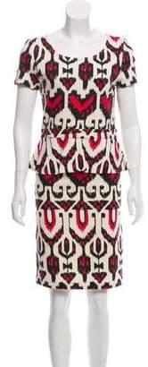 ALICE by Temperley Printed Knee-Length Dress