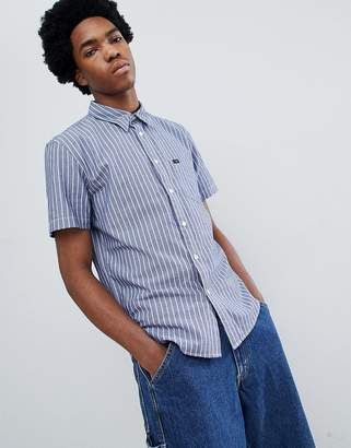 Lee Short Sleeve Stripe Shirt