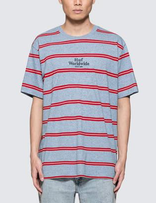 HUF Golden Gate Stripe S/S T-Shirt