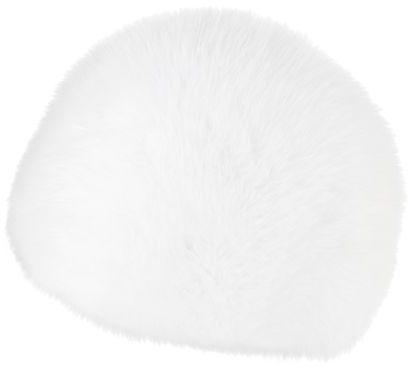 Harrods Round Fur Hat