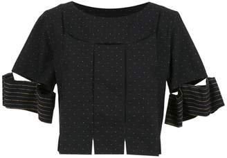 Lilly Sarti Triangulos blouse