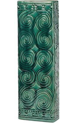 A&B Home Bhome AV1597 Tribal Winds Tall Ceramic Vase