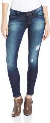 Siwy Women's Hannah Slim Crop Jean In Wash