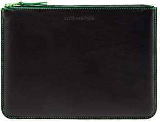 Comme des Garcons Marvellous Leather Zip Wallet