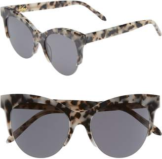 Cat Eye VOW LONDON Cody 53mm Sunglasses