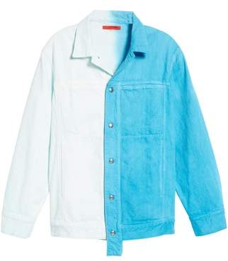Eckhaus Latta Denim Jacket