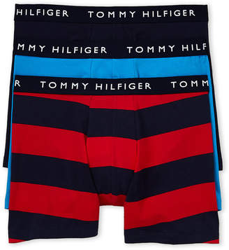Tommy Hilfiger 3-Pack Cotton Stretch Boxer Briefs