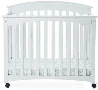 Child Craft Stanford Folding Crib with Mattress