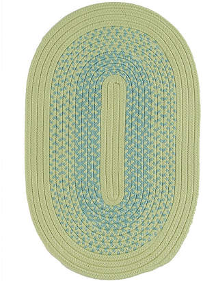 JCPenney HomeTM Home Expressions Reversible Braided Oval Rug