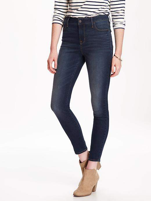High-Rise Rockstar Skinny Jeans for Women