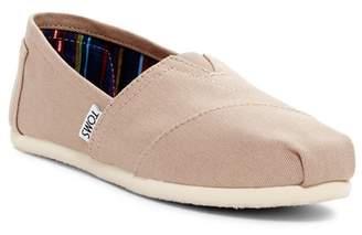 Toms Alpargata Canvas Slip-On Sneaker
