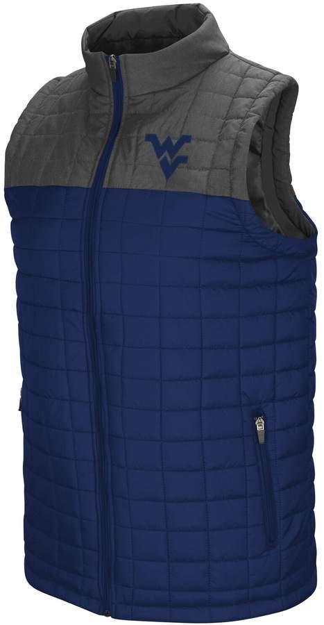 Men's West Virginia Mountaineers Amplitude Puffer Vest
