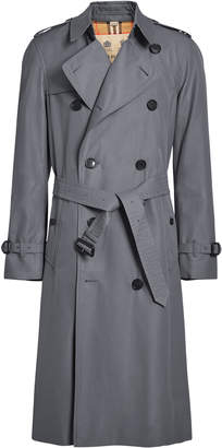 Burberry Heritage Refresh Slim Fit Long Trench