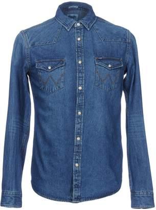 Wrangler Denim shirts - Item 42663432KB