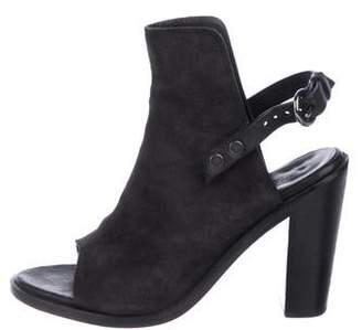 Rag & Bone Suede High-Heel Sandals