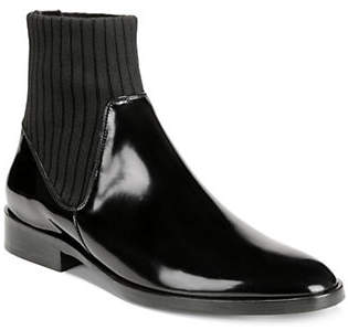 Vince Perlow Leather Ankle Boot