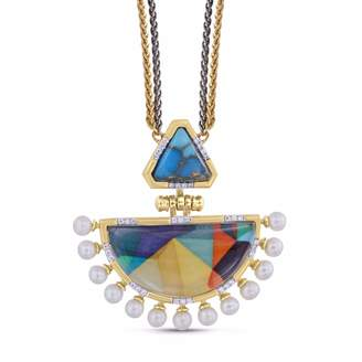 LMJ - My Colorful Legacy Necklace