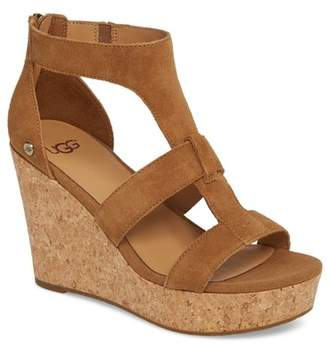 UGG Whitney Platform Wedge Sandal (Women)