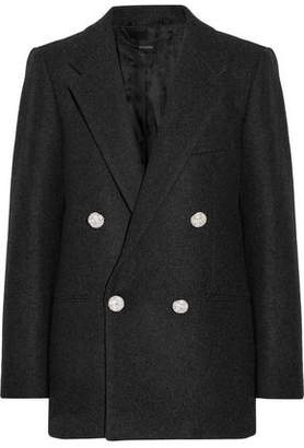 Joseph Blazz Wool-Blend Felt Coat