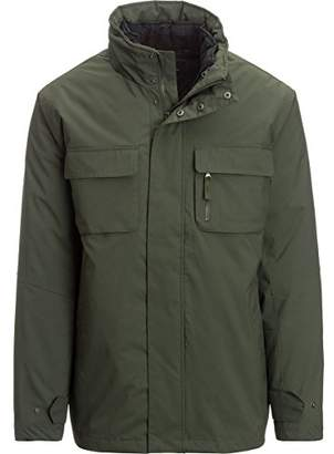 Izod Men's 3-in-1 Water and Wind Resistant Systems Jacket