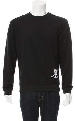 Public School Embroidered WNL Sweatshirt w/ Tags