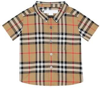Burberry Vintage Check cotton shirt