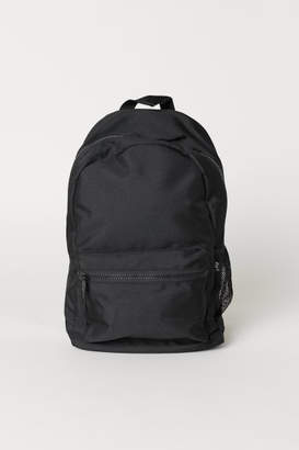 H&M Backpack with Laptop Sleeve - Black