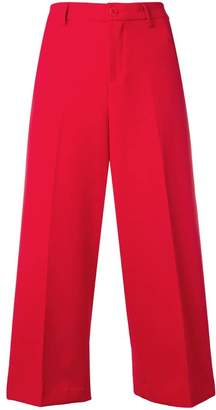 Liu Jo tailored cropped trousers