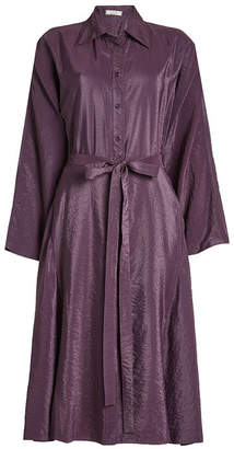 Nina Ricci Shirt Dress with Belt