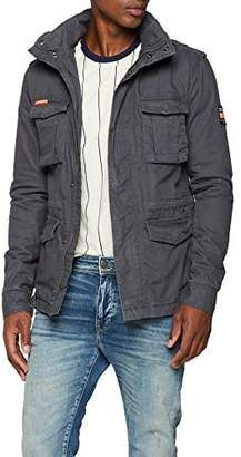 Superdry Men's Classicrookiemilitary Jacket