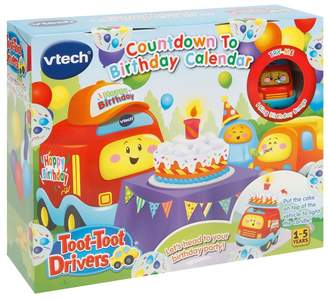 Vtech 'Toot-Toot Drivers' Countdown To Birthday Calendar Playset