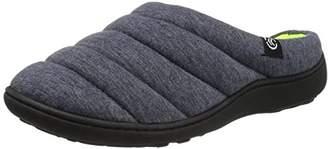 Isotoner Women's Sport Knit Hoodback Slip on Slipper