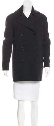 TSE Angora-Blend Coat