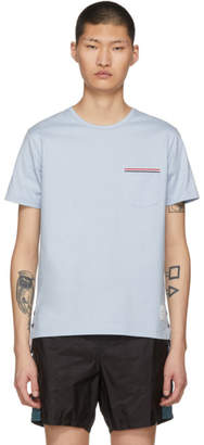 Thom Browne Blue Pocket T-Shirt