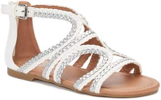 So SO Stagehand Girls' Gladiator Sandals