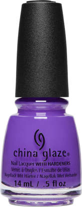 China Glaze Limited Nail Lacquer with Hardeners