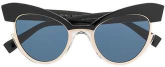 Max Mara ingrid cat eye sunglasses