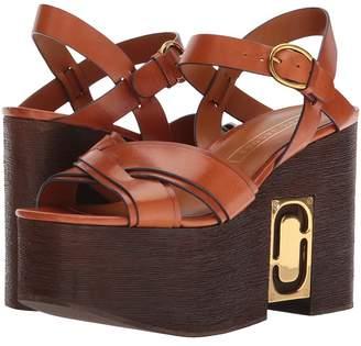 Marc Jacobs Paloma Status Wedge Sandal Women's Sandals