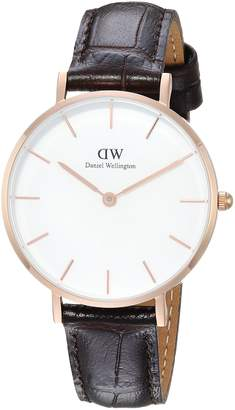 Daniel Wellington Women's DW00100176 Classic Petite York 32mm Watch