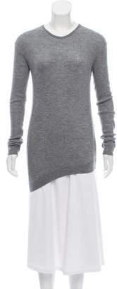 Marc Jacobs Cashmere & Silk Rib Knit Top