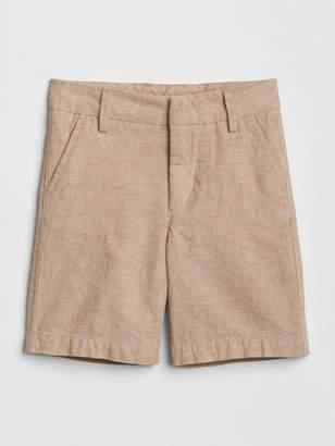 Gap Everyday Chino Shorts in Poplin