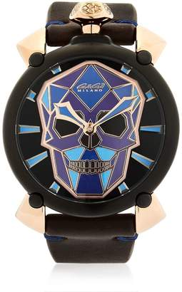 GaGa MILANO Bionic Skull Watch For Lvr