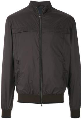 Herno short bomber jacket