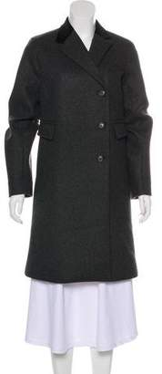 Marc by Marc Jacobs Knee-Length Notched-Lapel Coat