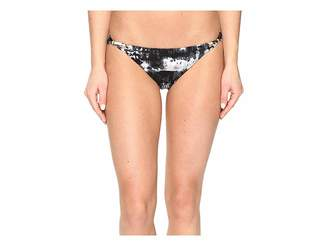 Lucky Brand Global Reverse Skimpy Hipster Bottom Women's Swimwear