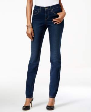 Style&Co. Style & Co Tummy-Control Skinny Jeans, Created for Macy's