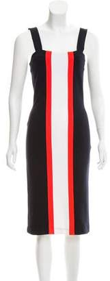 Diane von Furstenberg Porta Colorblock Dress