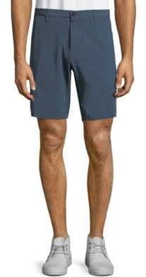 Calvin Klein Heathered Tech Shorts